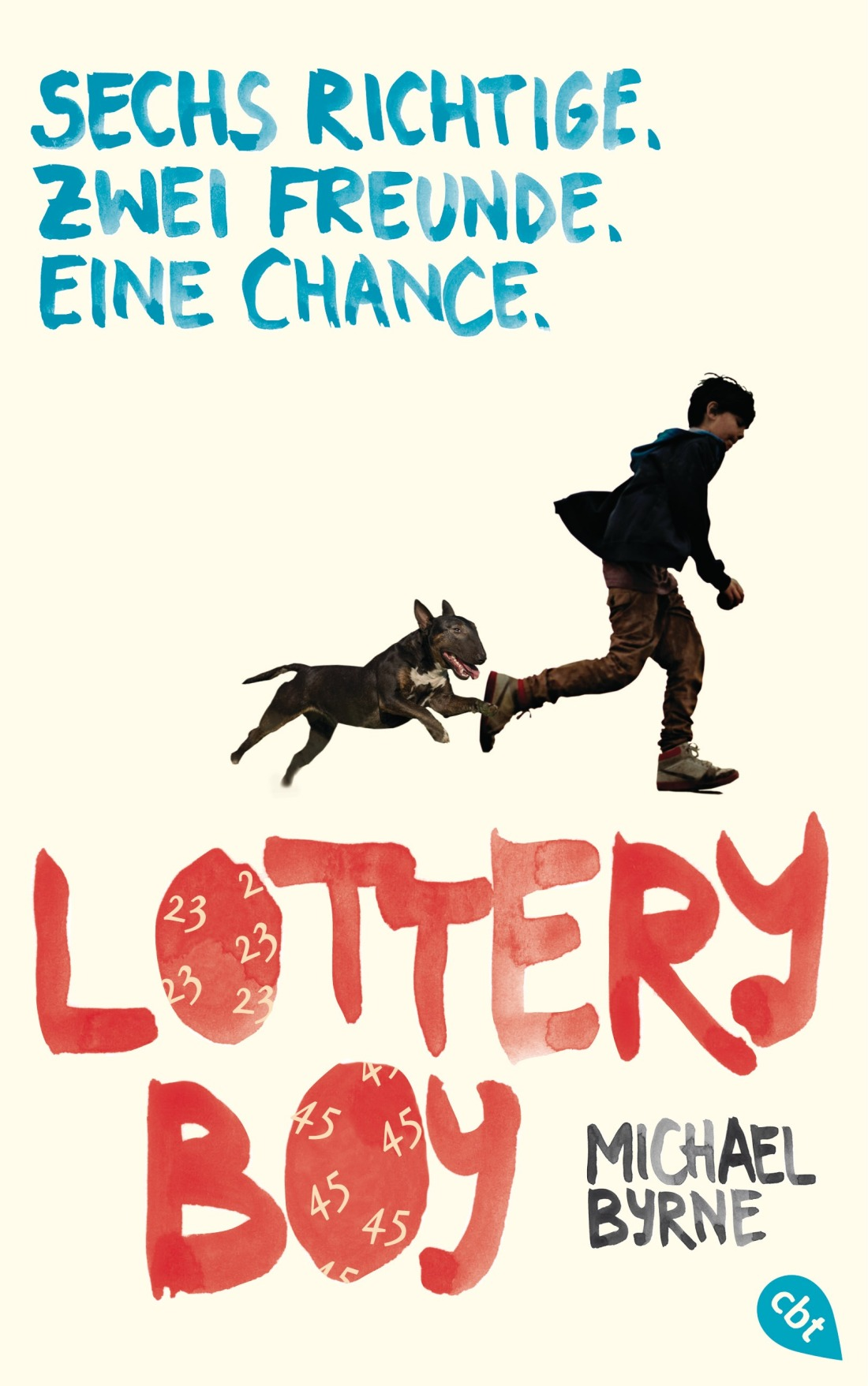 Lottery Boy von Michael Byrne