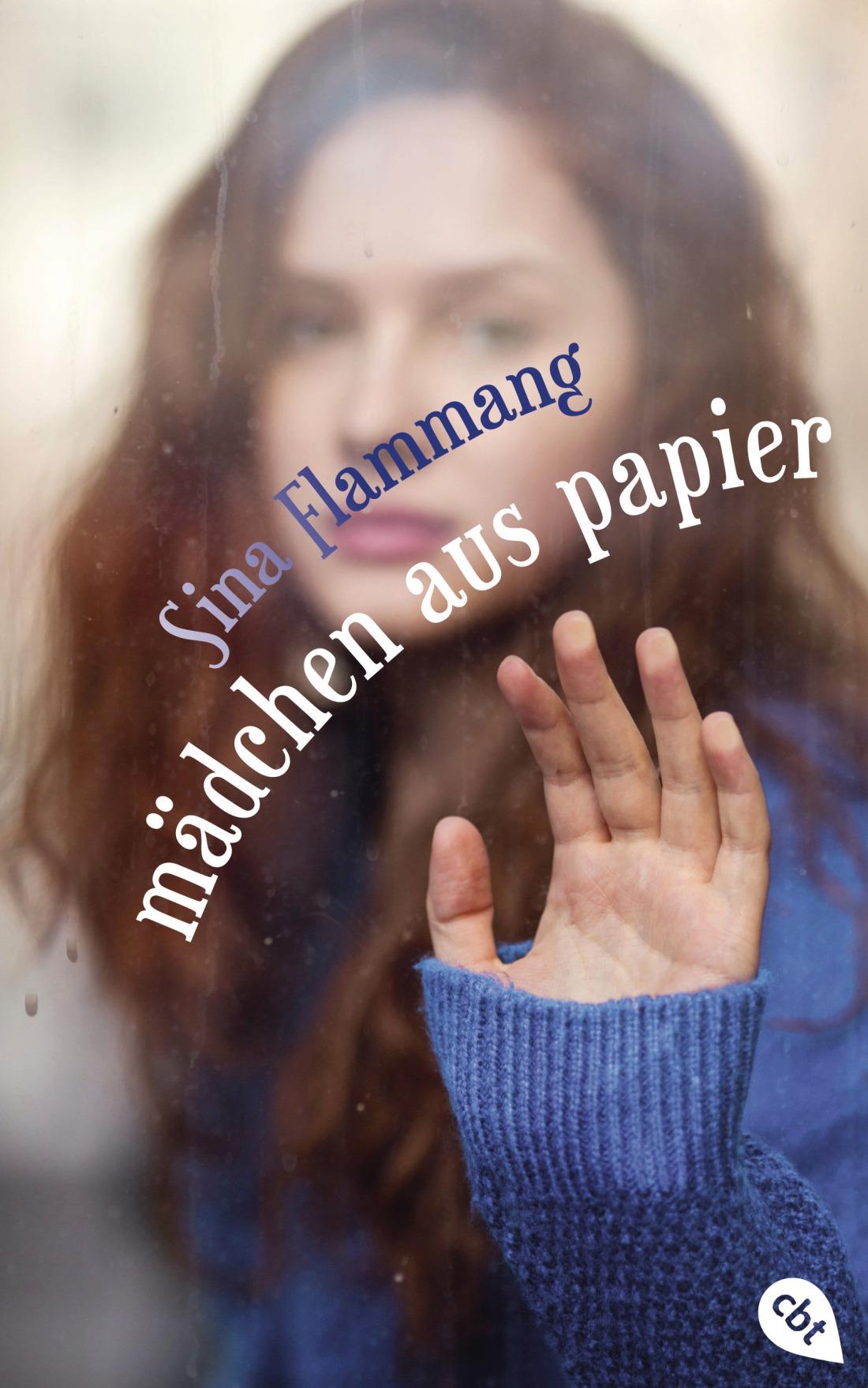 Maedchen aus Papier von Sina Flammang