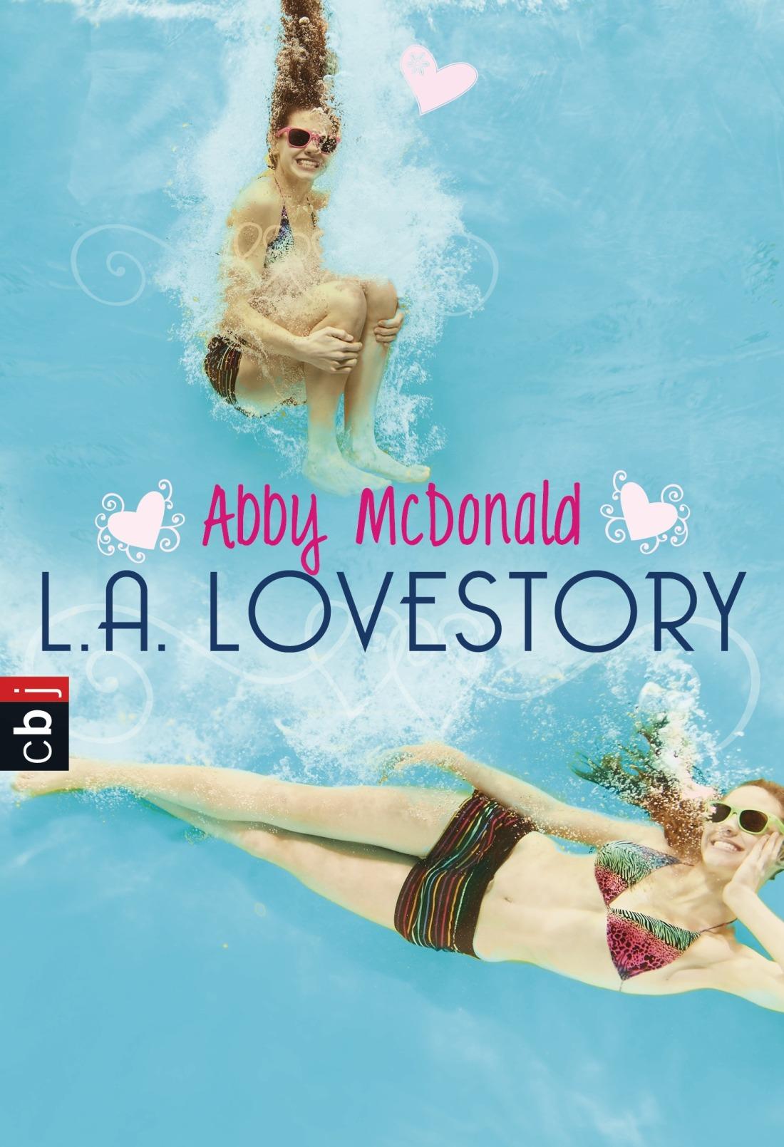 LA Lovestory von Abby McDonald